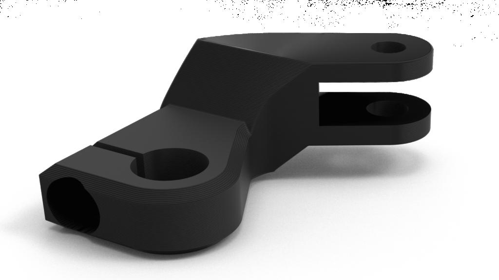 3D gedruckte Maschinenteile
