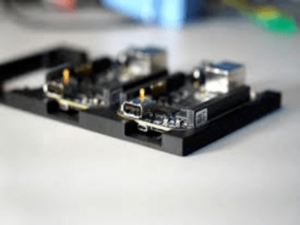 Leiterplattengerüst 3D Druck Material Onyx ESD
