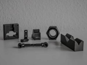 3D gedruckte Industriekomponenten